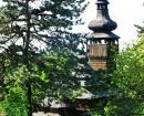 Ujgorod Miçhal Köyü Shelestov Kilisesi 1777 Yılı