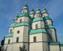 Dnipropetrovsk Bölgesi, Novomoskovsk, Trinity Katedrali, 1775