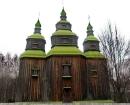 Kiev, Pirogovo St. Zarubyntsi Aziz Paraskeva Kilisesi 1751