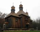 Kiev, Pirogovo, St. Michael St.Dorohynka Kilisesi 1750