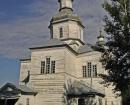 Chernihiv Mena Bölgesi, s.Voloskivtsi Varsayım Kilisesi 1765