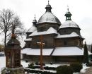 Lviv Zhovkva Bölgesi, Üçlü Kilisesi, 1720