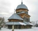 Lviv Zhovkva Bölgesi, Meryem Kilisesi 1705