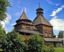 Lviv Bölgesi, Drohobiç Kutsal Haç Kilisesi 1496