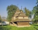 Ivano-Frankivsk Bölgesi, Rohatyn ilçesi, s.Cherche Aziz Basil Kilisesi 1733