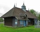 Çernivitsi Bölgesi, Kitsman ilçesi s. Beregomet Nikolas Kilisesi 1786