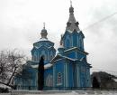 Ternopil Bölgesi, m.Kremenets Kutsal Haç Kilisesi 1887
