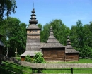 Lviv, Şevşenko Parkı, St. Olga ve Vladimir Kilisesi