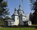 Chernihiv Mena Bölgesi, .Synyavka Koruma Kilisesi 1706