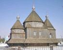 Ternopil Bölgesi, Podvolochisskiy ilçesi, s.Skoryky John Kilisesi 17.nci Yüzyıl