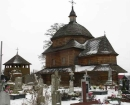Lviv Bölgesi Sokal İlçesi, Paraskeva Kilisesi 17.nci Yüzyıl