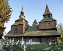Ivano-Frankivsk Bölgesi, m.Rohatyn Kutsal Ruh Kilisesi 1598