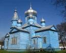 Cherkasy Bölgesi, Kamensky ilçesi, s. Zhabotyn Varsayım Kilisesi 1851