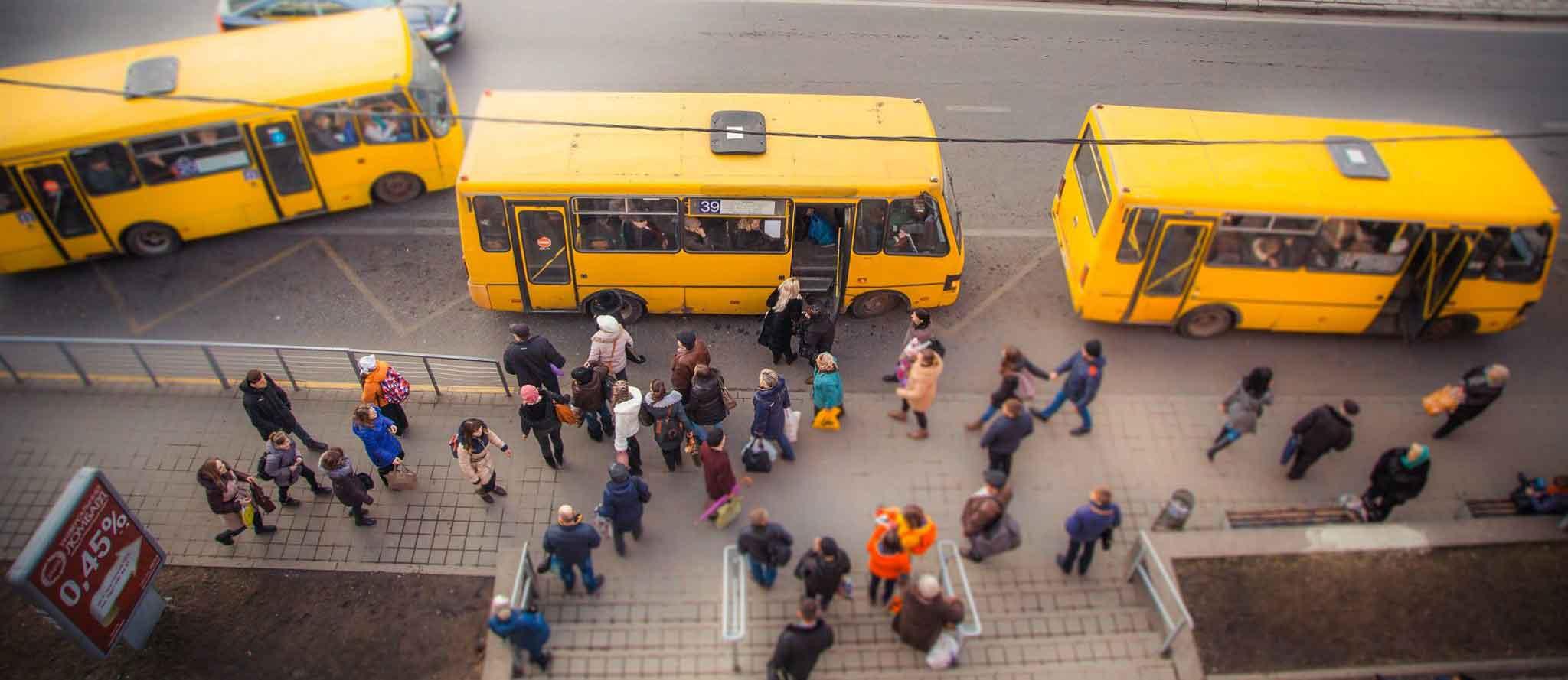 Lviv Şehir Otobüsleri, lviv ulaşım nasıl, ukrayna lviv ulaşım, Ukrayna Otobüsleri, Lviv Sarı Otobüsleri, İlginç Lviv Otobüsleri