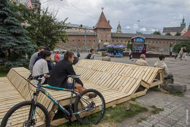 Lviv Kentsel Dönüşüm Fikirleri, Lviv genç mimarlar, Lviv kentsel dönüşüm, Lviv Kentsel Fikirler, Urban Project, Lviv Urban Project