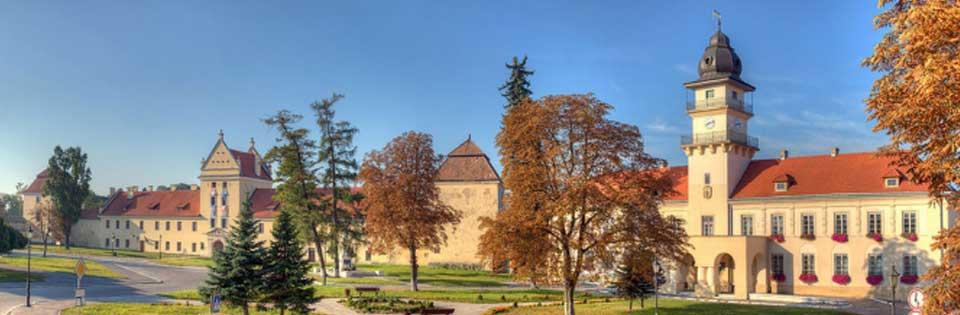 Lviv Zhovkva Castle, Zhovkva Şatosu, Lviv Kaleleri, Lviv de Görülebilecek Yerler, Neden Lviv e Gitmeliyim, Lviv Turist Rehberi, Lviv Rehber