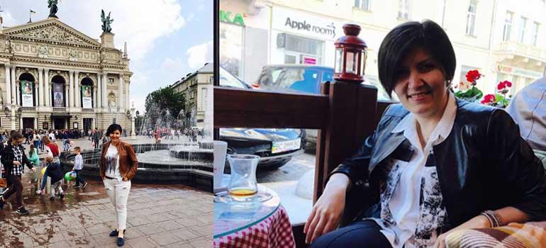 Gönül ŞamilKızı Lviv Gezi Notları, Könül Şamilkızı Nesibova, Lviv Gezi Notları, Ukrayna Lviv, gerçek lviv, Lviv Kadın Nüfusu, Lviv Türk, Gönül ŞamilKızı Lviv Gezi Yazısı, Lviv Gezi Yazıları, Lviv Gezi Rehberi