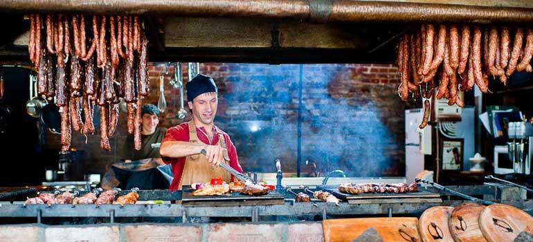 ilk Et ve Adalet Izgara Restoranı Bernard | Lviv Haber
