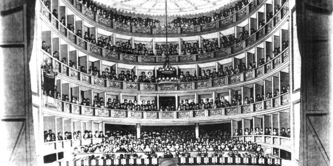 La Scala Stanislaw Skarbek Tiyatrosu | Lviv Haber