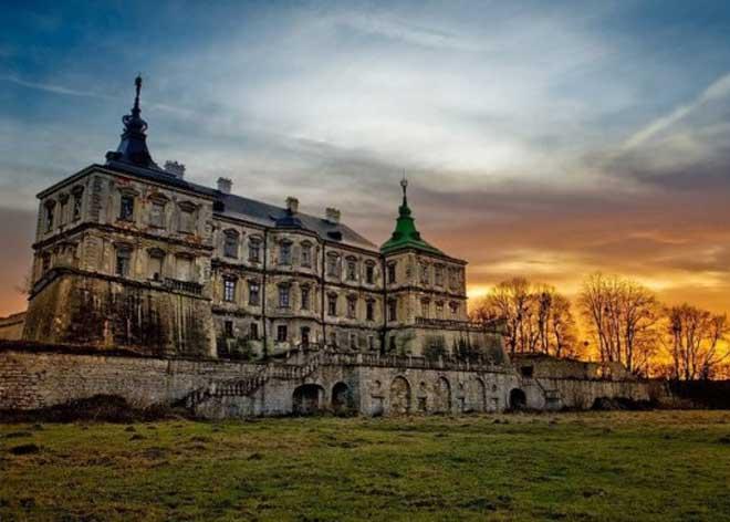 Galiçya 'nın Gizemli Kaleleri ve Efsaneler, Lviv History, Lviv Tarih, Lviv Seyahat, Lviv City Guide, Lviv Şehir Rehberi, Lviv Gezi Rehberi, Lviv kaleleri, lviv turlar