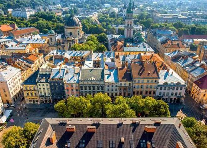 Lviv Dünya da Görülmesi Gereken En Güzel, dünya da görülmesi gereken ilk 10 şehir, Ukrayna en güzel şehri, Ukrayna da nereye gitmeli, Lviv i neden görmeli