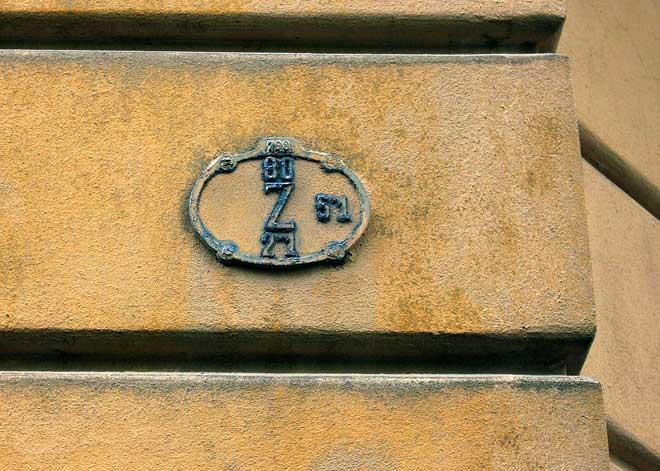 Lviv Sokaklarında Şifreli Levhalar | Lviv Haber