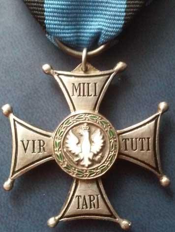 Virtuti Askeri - Polonya Yüksek Askeri Ödül © WIKI | Lviv Haber