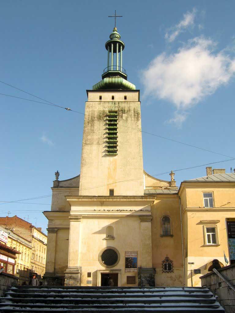 Lviv Heykel IG Pinsel Müzesi | Lviv Haber