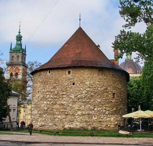 Lviv Powder Tower | Lviv Haber