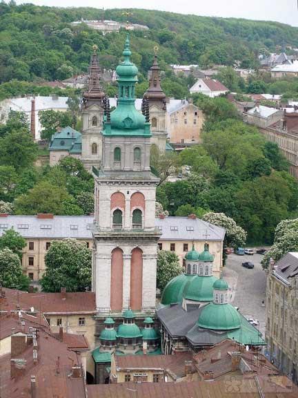 Lviv Varsayım Kilisesi | Lviv Haber
