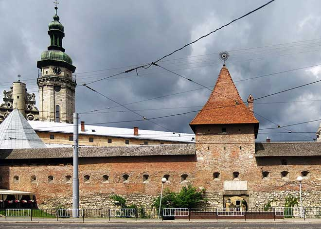 Lviv Glinyanskaya Kulesi | Lviv Haber