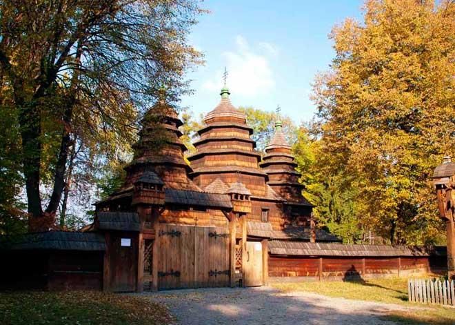 Lviv Etnoğrafya Parkı - Halk Mimarisi Yaşam Müzesi | Lviv Haber