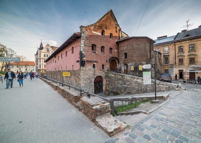 Lviv Arsenal Silah Müzesi | Lviv Haber