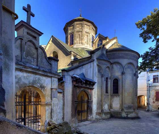 Lviv Ermeni Kilisesi | Lviv Haber