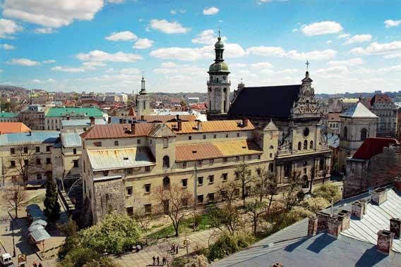 Lviv de Ne Olduğunu Bilmediğiniz 33 Yer | Lviv Haber