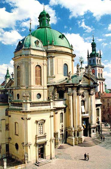 Lviv Dominik Katedrali | Lviv Haber