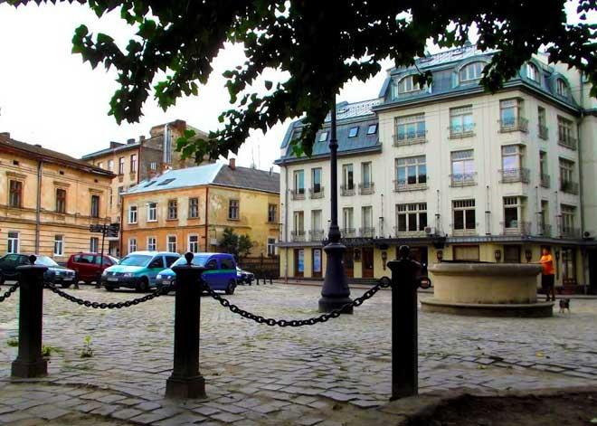 Lviv Prens Lvov - Eski Pazar Yeri | Lviv Haber