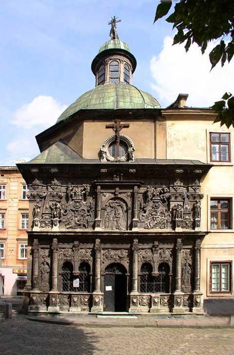 Lviv Boim 'in Şapelisi | Lviv Haber