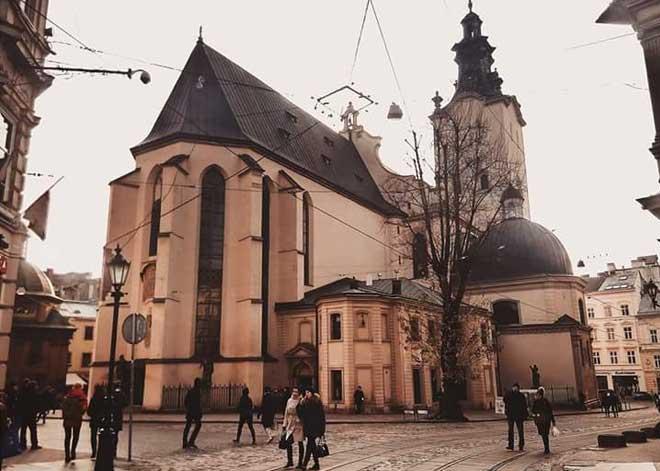Lviv Latin Katedrali | Lviv Haber