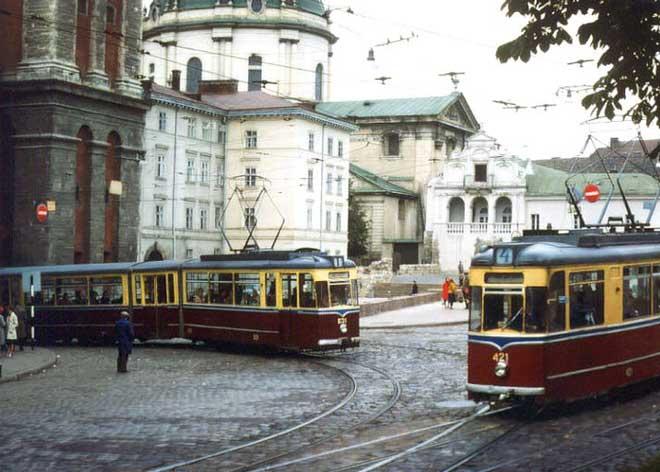 Şehre Romantizim katan Tramvayların Tarihi Gelişimi | Lviv Haber