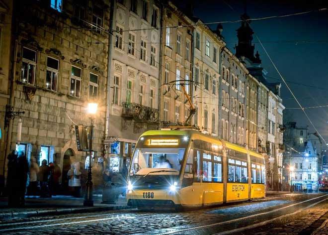 Tramvayların Tarihi Gelişimi, Lviv Tramway, Lviv Romantik anlar, Lviv in Tramvayları, Lviv Tramvayları tarihi, Lviv şehir Tarihi, Lviv, Ukrayna Lviv