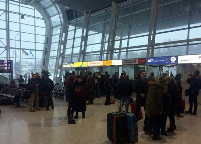Atlasglobal AirLines Protestosu, pegasus, Türk Havayolları, Turkishairlines, Lviv atlasglobal, Ukrayna Hava taşımacılığı, Lviv Hava yolu haberleri,
