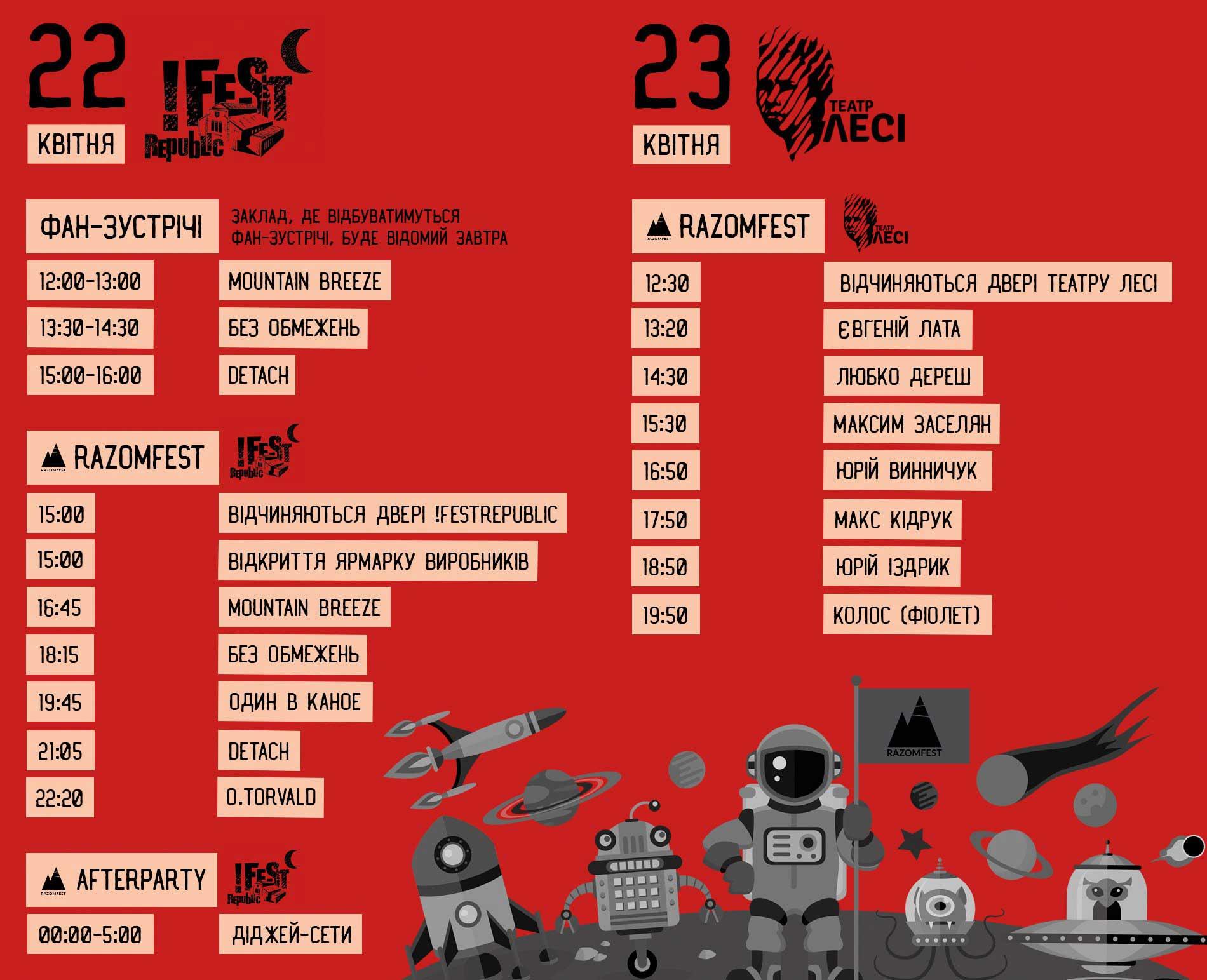 Lviv RazomFest, Lviv mayıs 2017 festival, Lviv razomfest, ukrayna lviv mayıs etkinlikleri, Razom Fest, разом фест львів, разом фест 2017 львів квитки, разомфест 2017