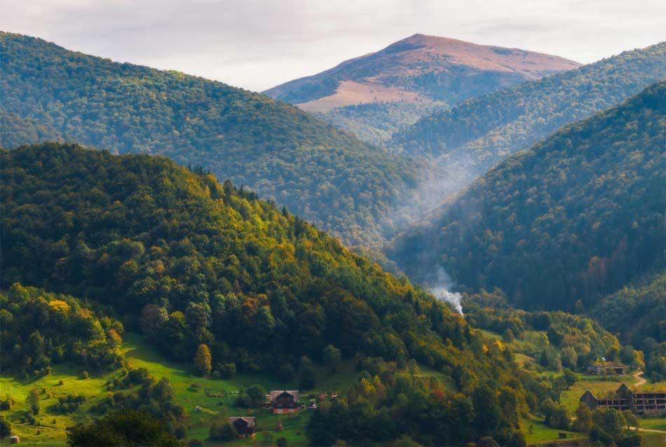 Kvasy Köyü Foto.: Jaroslav Tyurmenko