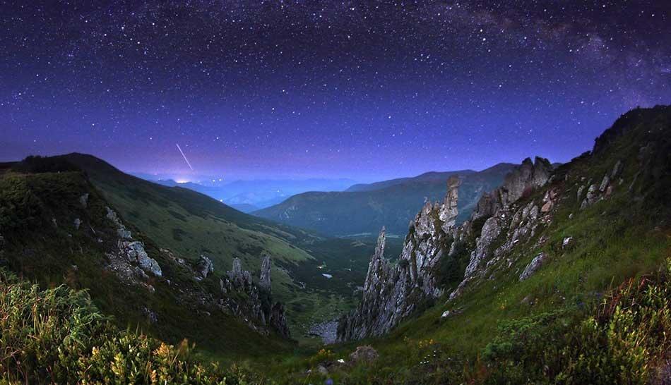 Spitz Dağı Foto.: Kate Krasnytska