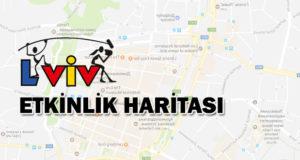 Lviv Haber Etkinlik Haritası, Lviv Etkinlik Rehberi, Lviv Festivalleri, Ukrayna Bayramları, Lviv Etkinlik Listesi, Lviv e ne zaman gidilir, Lviv events,