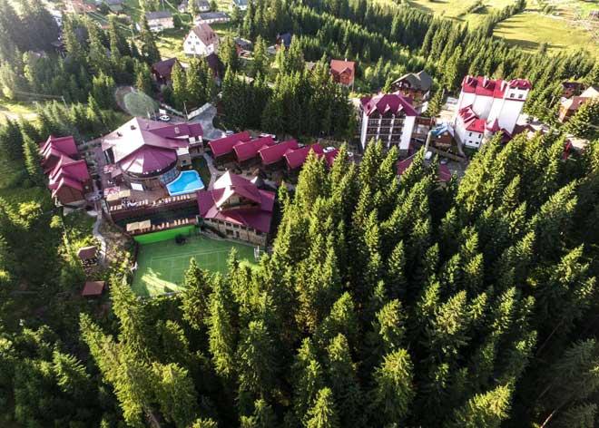 Готель Горгани, Gorgany Otel, Karpat Otelleri, Яблуниця, Ивано Франковская, область