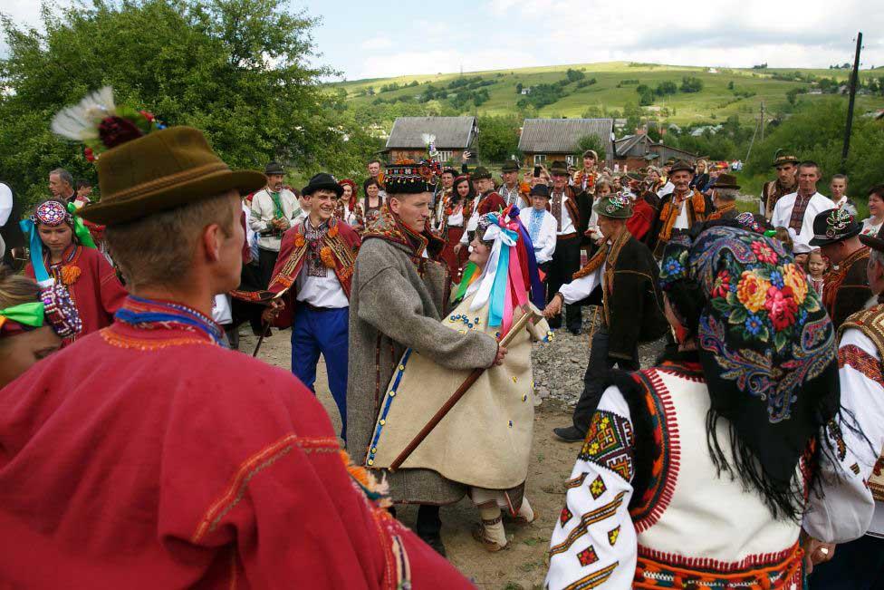 Hutsul Düğün Kültürü, Ukrayna Düğünleri, Ukrayna Düğün Kültürü, Hutsul, Dünya Düğün Kültürleri, Ukraynalılar, Ukraine Wedding, гуцульське, Wedding Culture