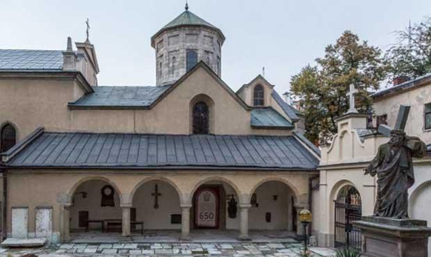 Lviv Ermeni Katedrali, Вірменський кафедральний собор, Львів