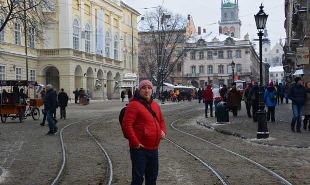 Gezginin ayak izleri Lviv